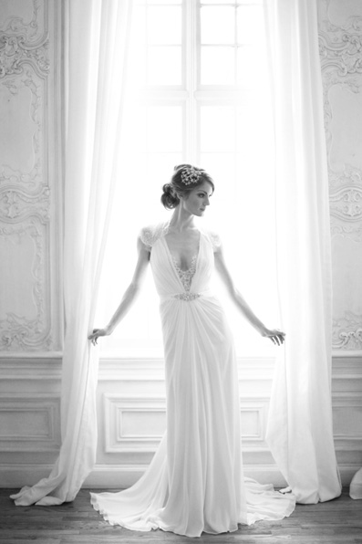 spring wedding shoot at the chateau lacaille by jacque