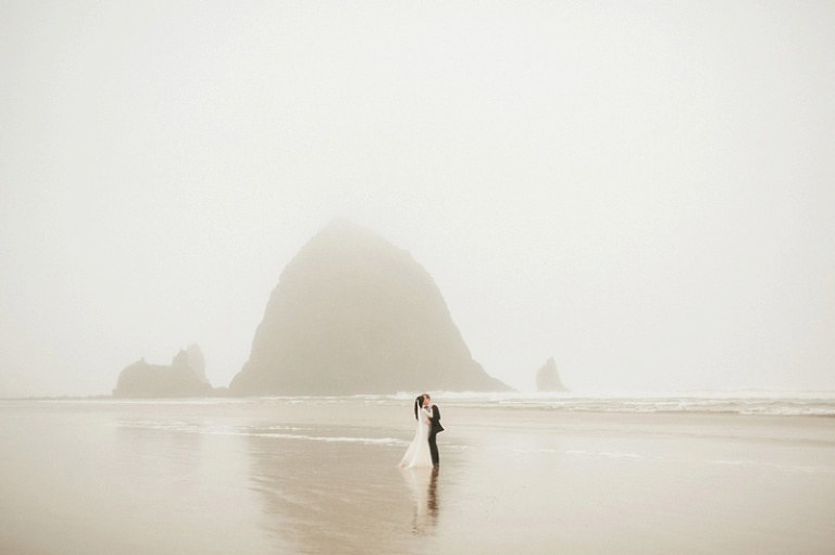 Cannon Beach Wedding - Film Photography by Jacque Lynn Photography - www.jacquelynnphoto.com